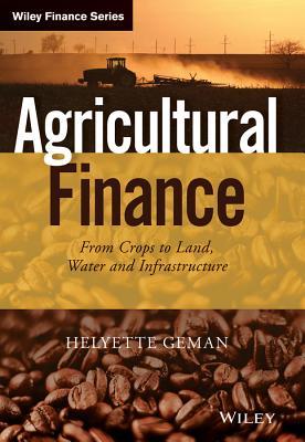 Agricultural Finance By Geman, Helyette